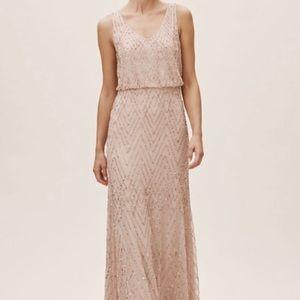 BHLDN Blaise Dress in Blush
